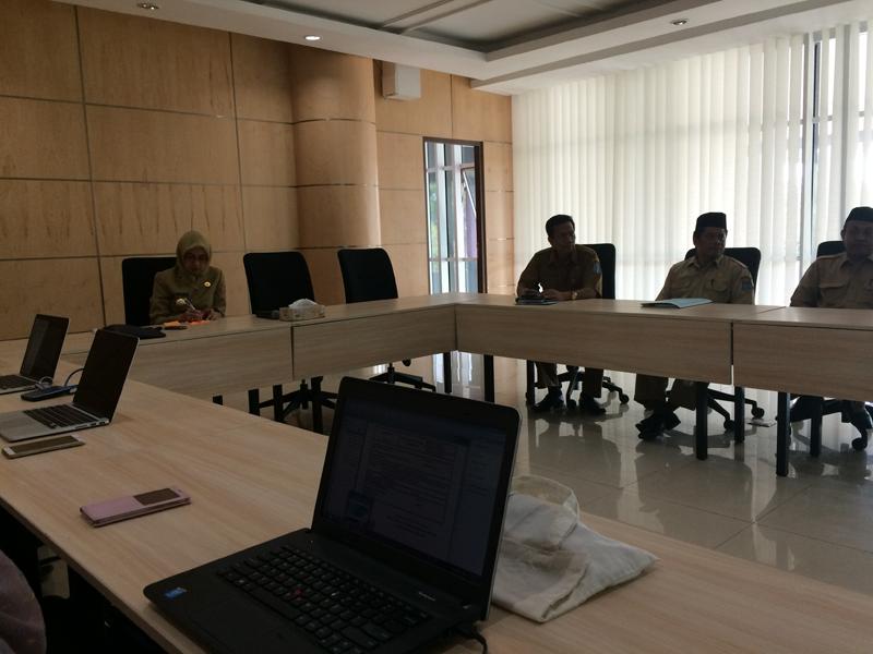 Sosialisasi Penerapan Sertifikat Digital Di Pemkot Tangerang Selatan