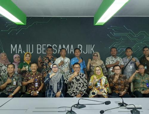 Kunjungan Pemerintah Kabupaten Tegal Dalam Rangka Implementasi Tanda Tangan Elektronik