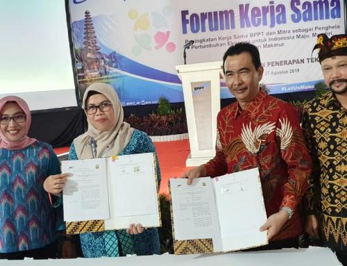 Penandatanganan Kerja Sama Penerapan Sertifikat Elektronik di Pemkot Bandar Lampung